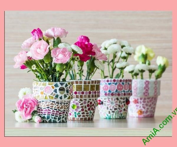 Tranh lọ hoa đẹp