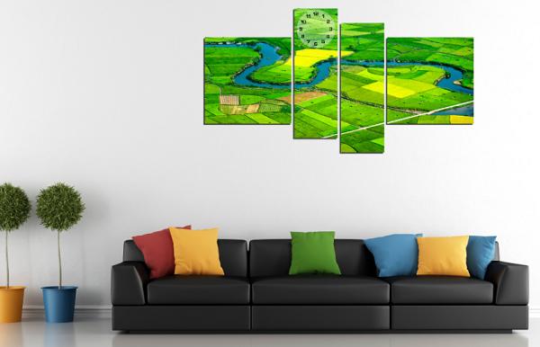 Hình ảnh mẫu tranh treo tường phong cảnh