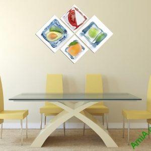 Tranh treo tường phòng ăn đẹp