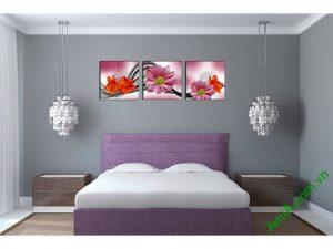 tranh hoa la cach dieu hien dai