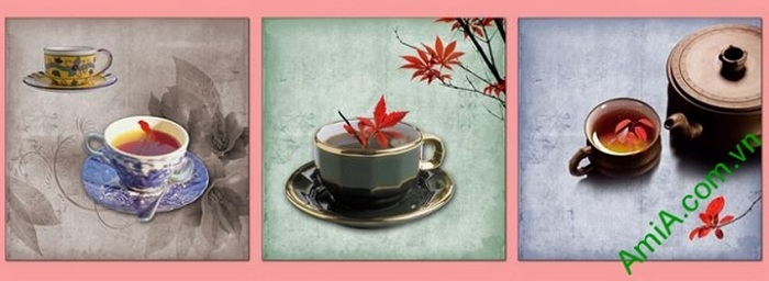 tranh trang tri quan cafe dep re amia 527