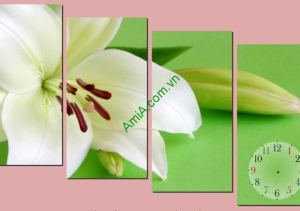 tranh hoa ly trang dep