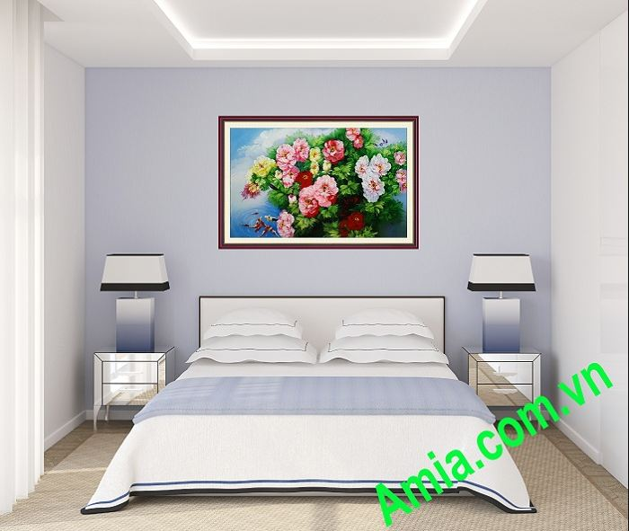 *2.Tranh phòng ngủ