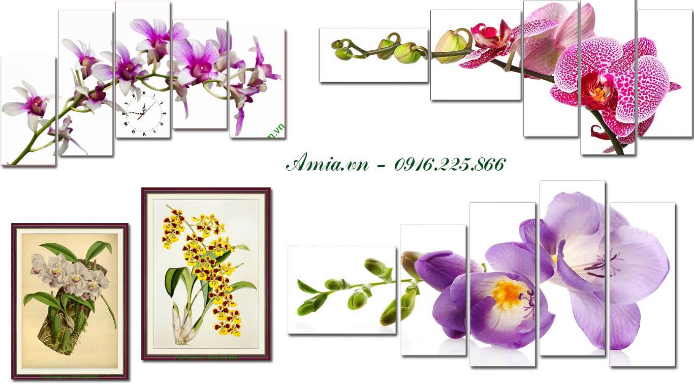 tranh phong thuy hoa sen mang tien tai su hoan hao