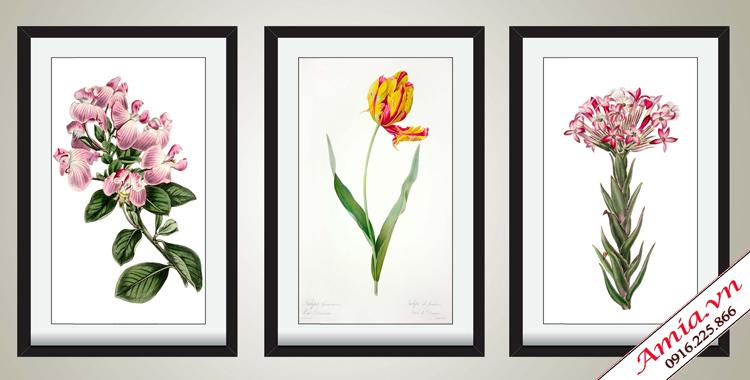 tranh mung tan gia nha moi hoa phong cach bac au