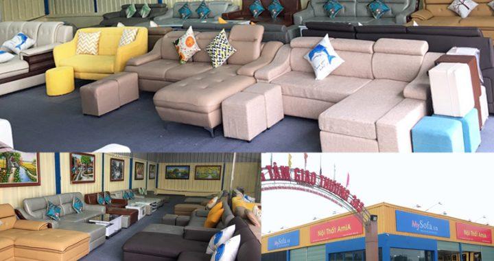 Sofa giá rẻ bán tại kho ở Hà Nội