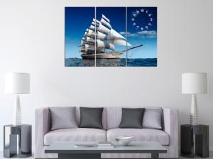 Tranh thuận buồm xuôi gió mang ý nghĩa phong thủy tài lộc