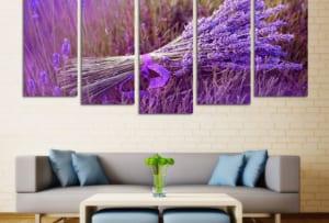 tranh dep ve hoa oai huong
