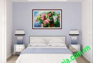 4. Tranh phòng ngủ