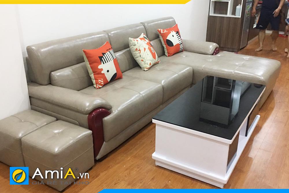 Sofa phòng khách đẹp AmiA224