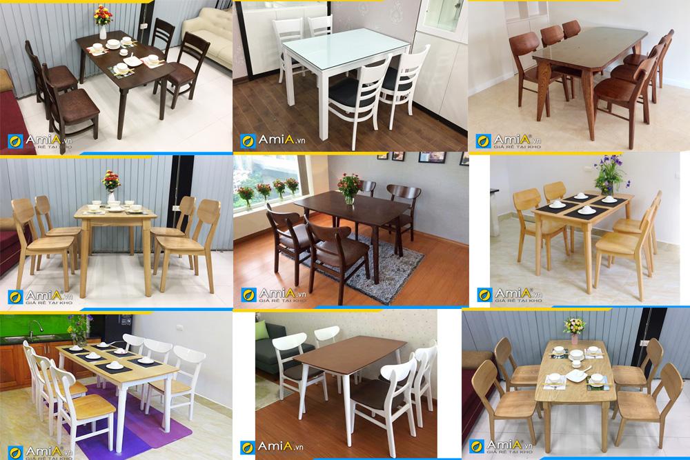 bàn ghế ăn đẹp giá rẻ nhất