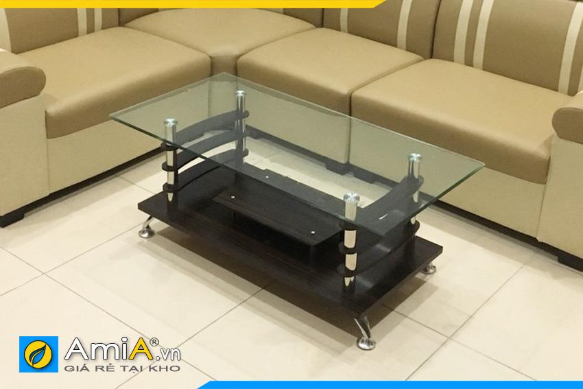 bàn trà sofa giá rẻ nhất BTR120