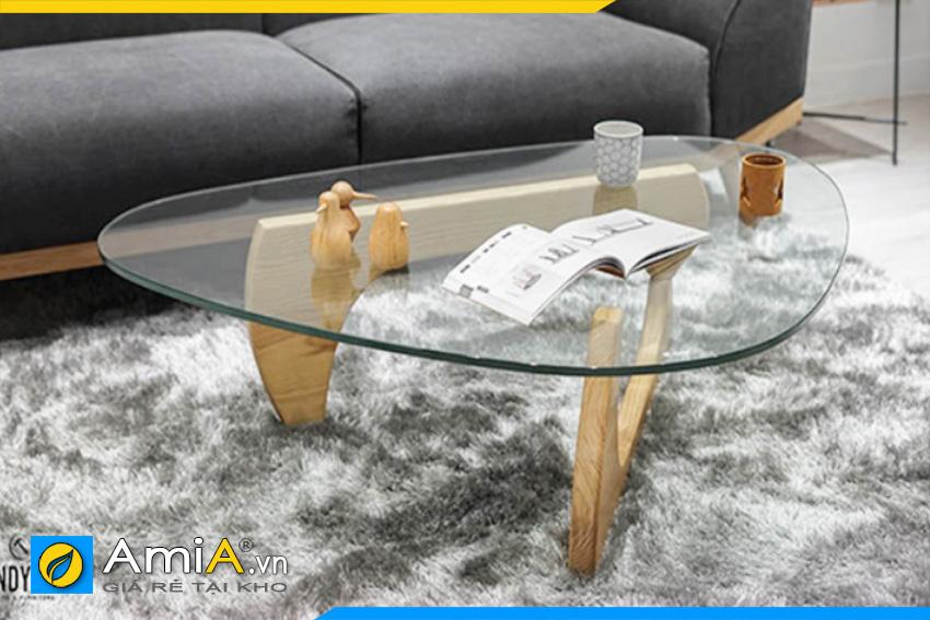 mẫu bàn kê sofa nghệ thuật