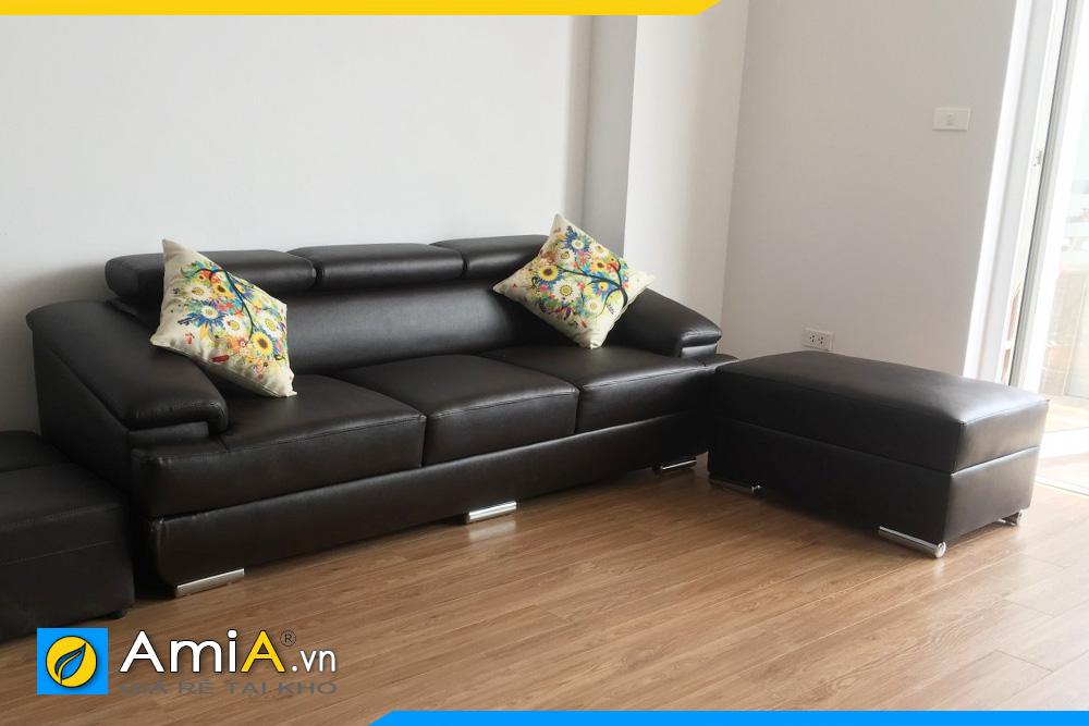 bán ghế sofa nhỏ mini đẹp AmiA257