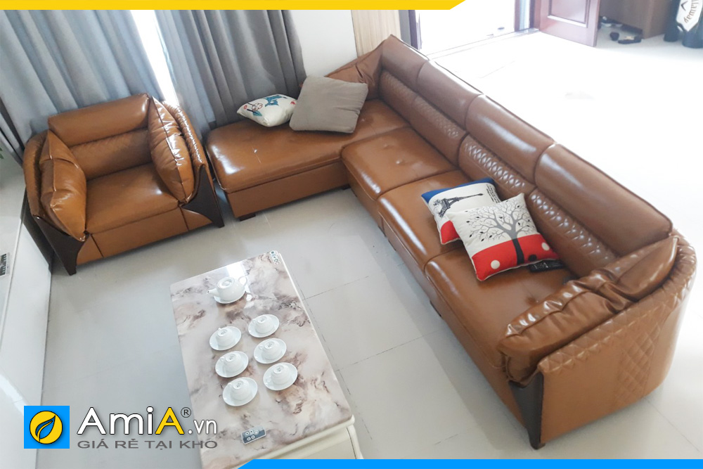 bộ ghế sofa phòng khách lớn sang trọng