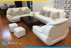 bộ kế sofa kích thước lớn AmiA195