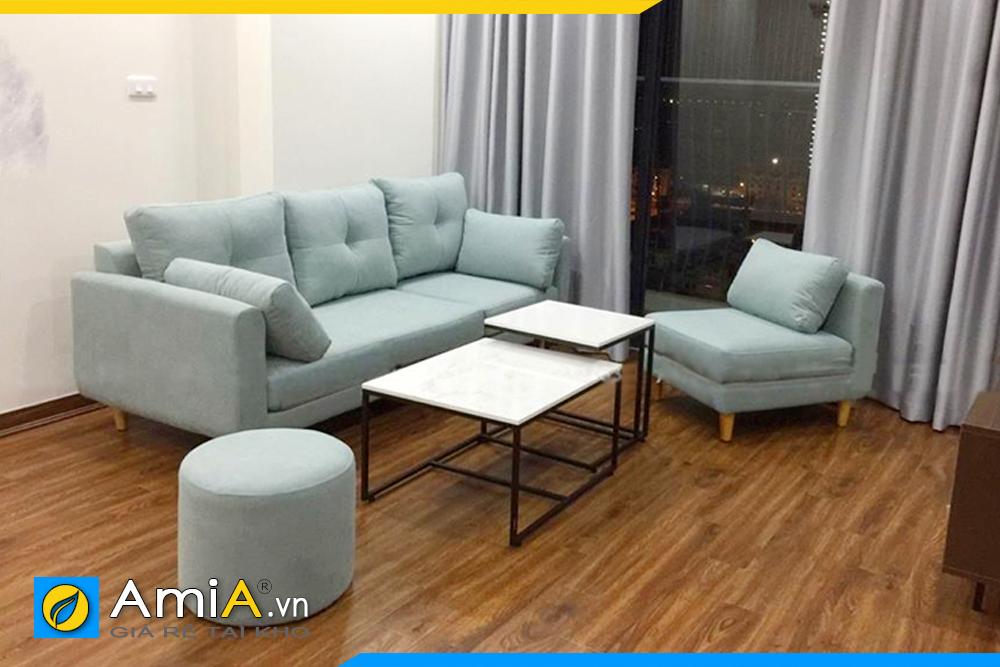 ghế sofa mini cho phòng khách nhỏ AmiA219