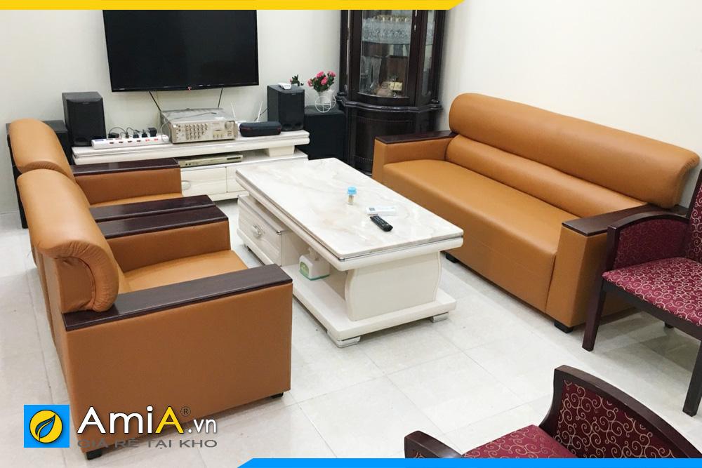 Ghế sofa gồm nhiều ghế AmiA056