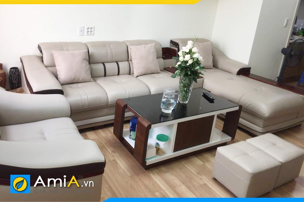 bộ sofa to rộng kích thước lớn AmiA124