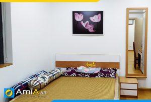 Hình ảnh Bức tranh hoa tulip xray đẹp hiện đại treo tường phòng ngủ AmiA 1633