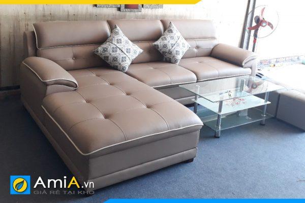 Ghế sopha giá rẻ tại Hà Nội AmiA152