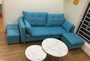 ghế sofa văng 2 chỗ nhỏ xinh AmiA3820