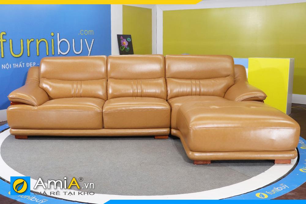 ghế sofa da loại tốt cao cấp AmiA 120602