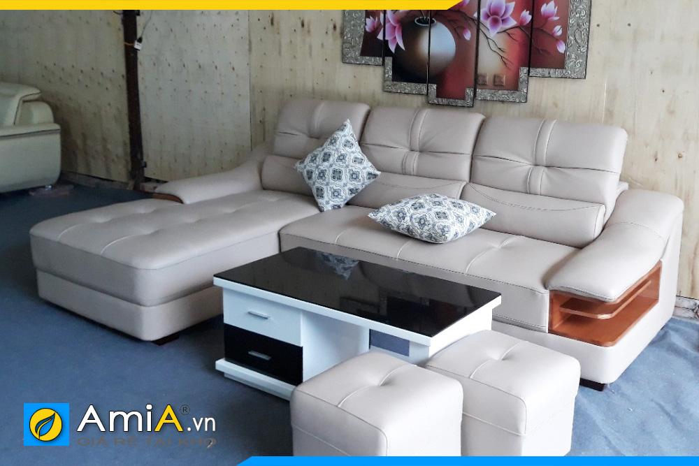 AmiA127 ghế sofa phòng khách sang trọng