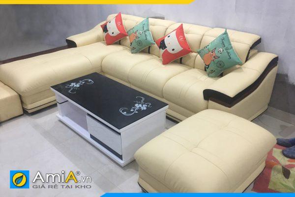 Ghế sofa đẹp kê phòng khách