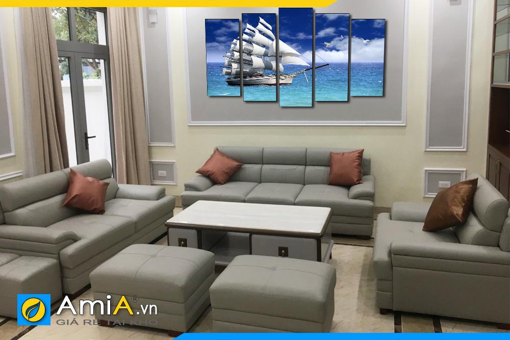 ghế sofa to cho phòng khách lớn AmiA2620