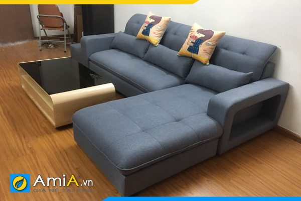 bộ ghế sofa nỉ đẹp nhất AmiA2920
