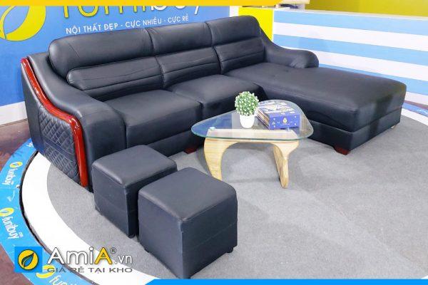 ghế sofa phòng khách đẹp sang trọng AmiA 180601