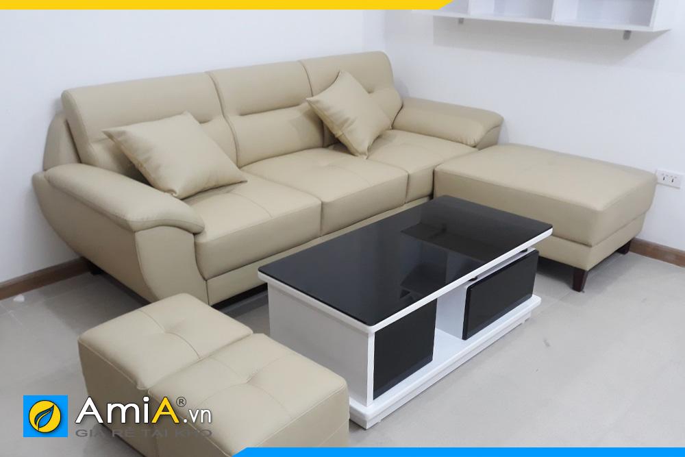 ghế sofa phòng khách nhỏ AmiA237