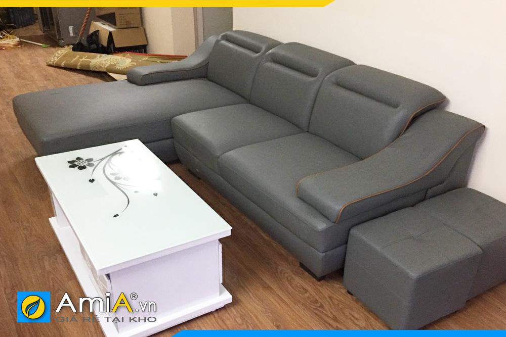 hình ảnh bàn ghế sofa thực tế