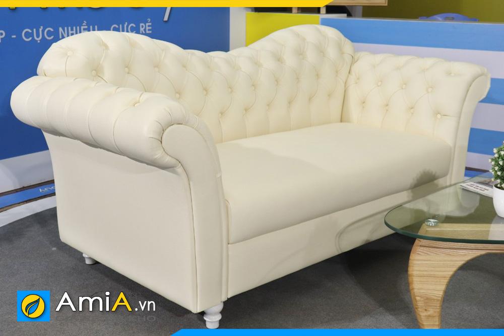ghế sofa tân cổ điển nhỏ xinh