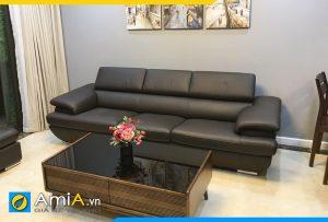 Ghế sofa phòng khách nhỏ AmiA257