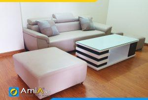 bộ ghế sofa nhỏ mini AmiA3420