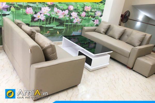 bộ 2 ghế sofa văng dài AmiA2520