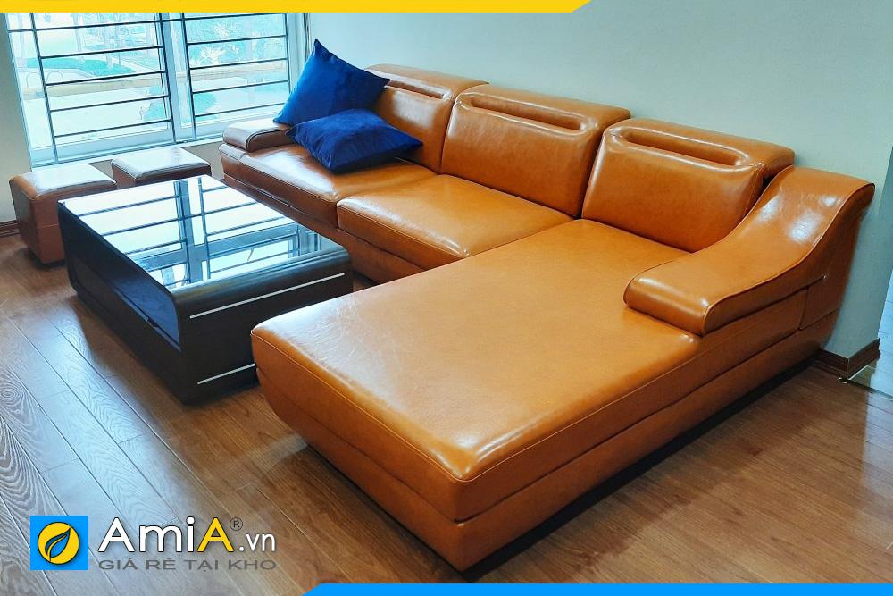 ghế sofa phòng khách đẹp AmiA097