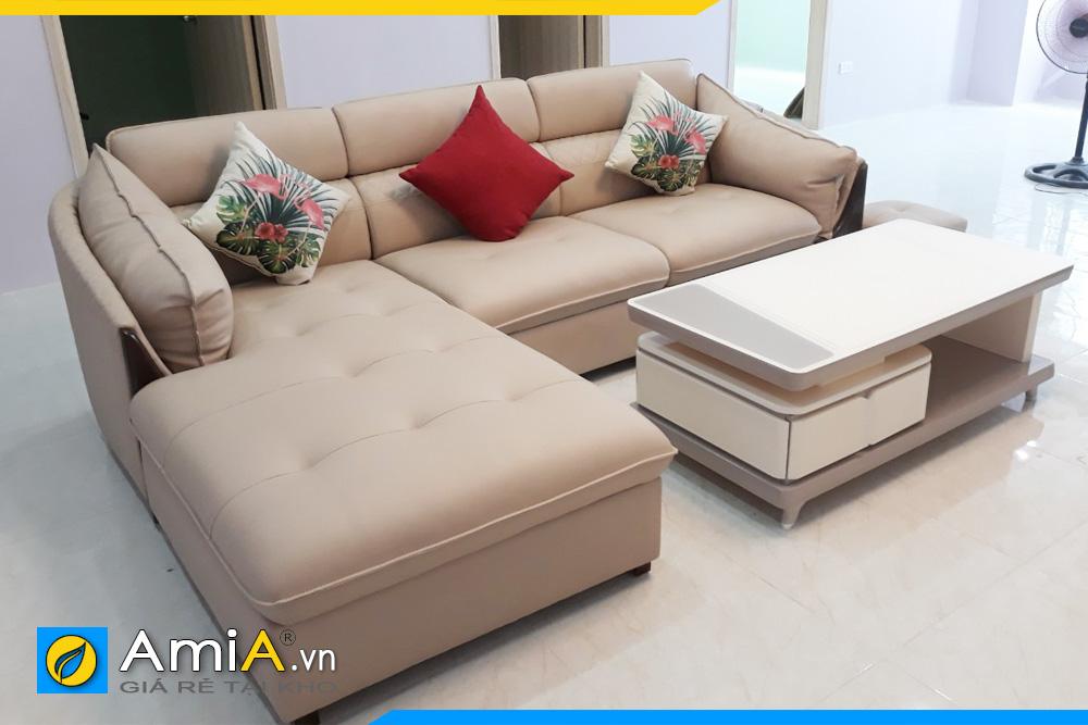 ghế sofa phòng khách sang trọng AmiA221