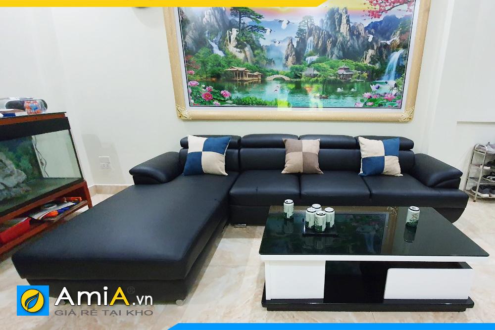 bộ ghế sofa phòng khách đẹp