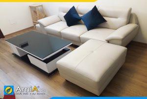 ghế sofa mini cho phòng khách nhỏ AmiA237
