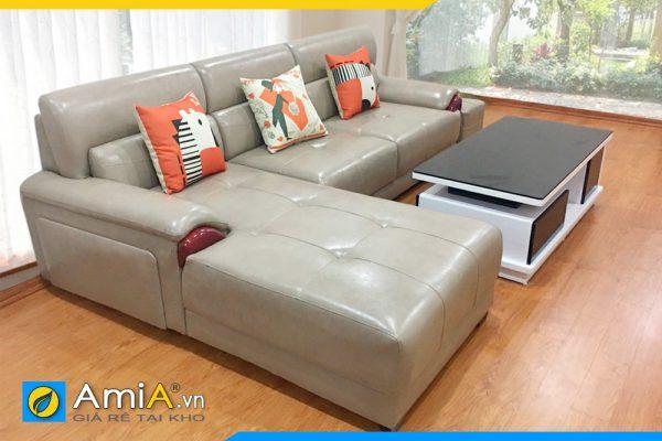 Ghế sofa phòng khách đẹp AmiA224