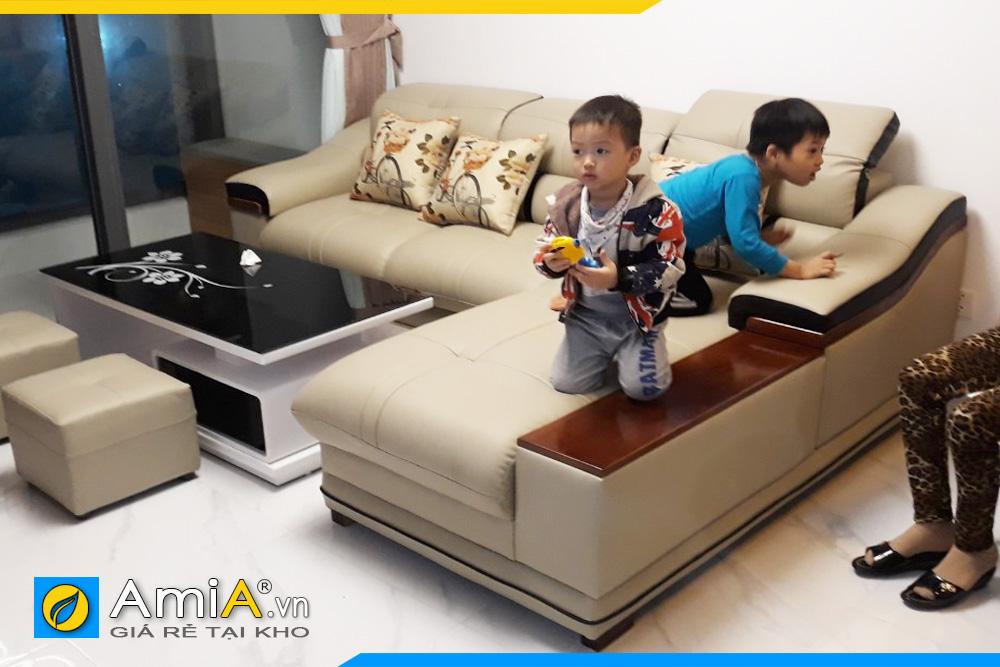 Ghế sofa phòng khách sang trọng AmiA179