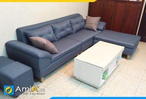 sofa kích thước nhỏ gọn mini