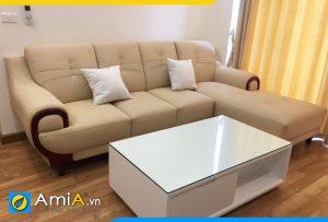 sofa phòng khách đẹp AmiA214
