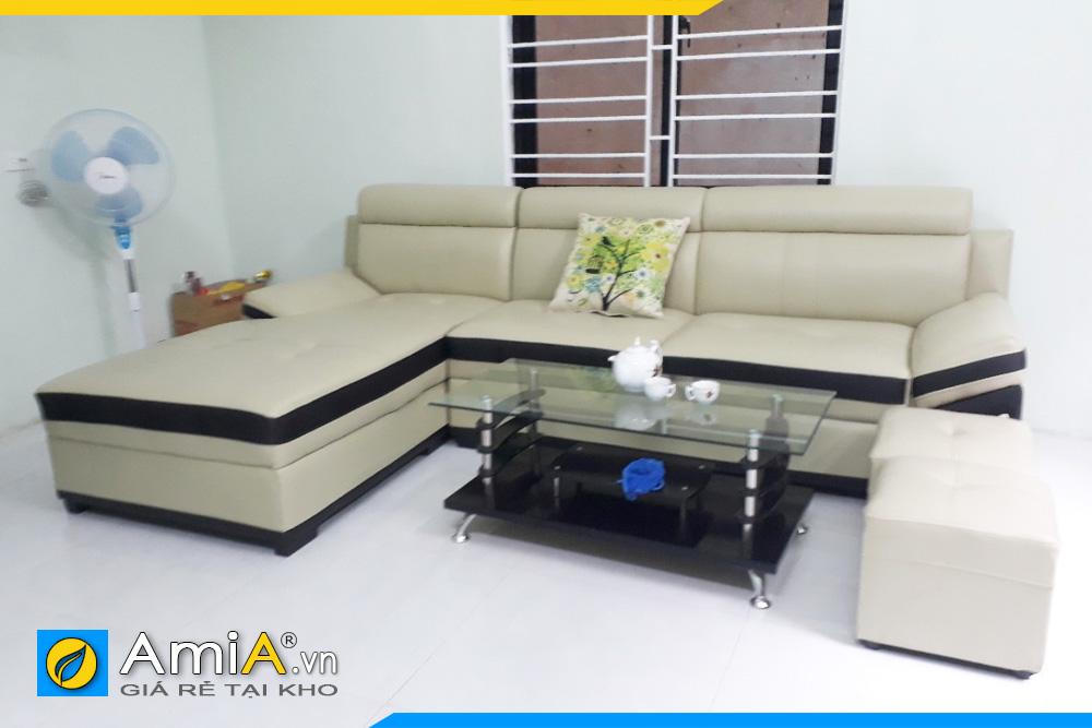Sofa phòng khách giá rẻ hà nội
