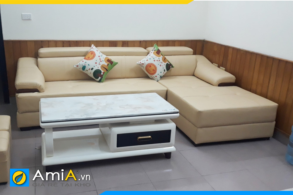 Sofa phòng khách thiết kế đẹp