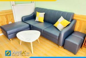 ghế sofa văng 3 chỗ ngồi đẹp giá rẻ