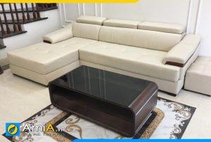 Thiết kế sofa mới nhất